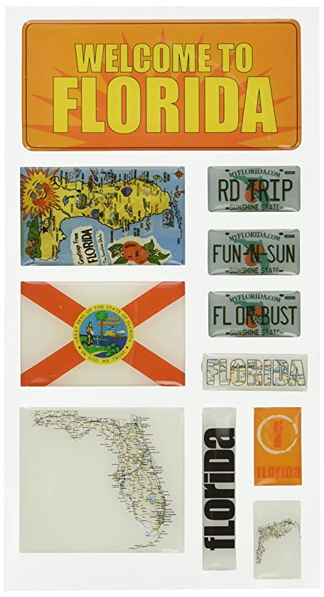 Reminisce Mini Maps, Florida