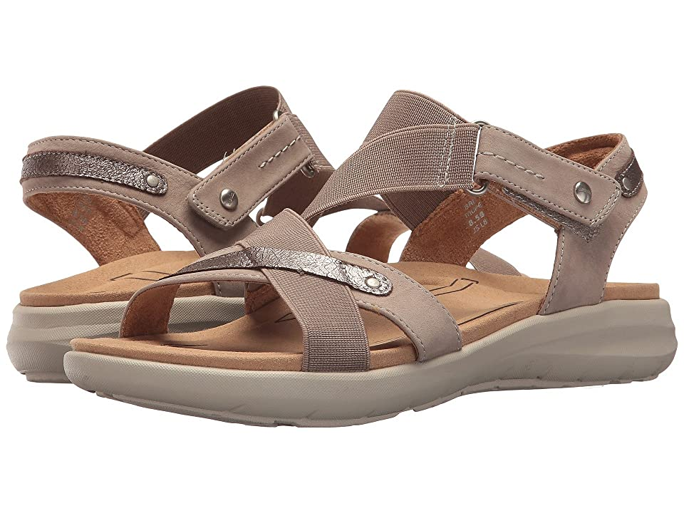 Earth Bali (Taupe Soft Buck) Women