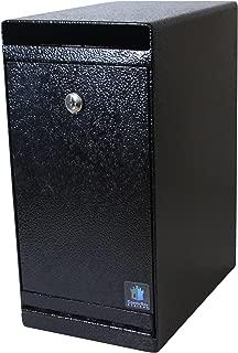 CastleBox Designs Cash Depository Money Safe with Drop Slot