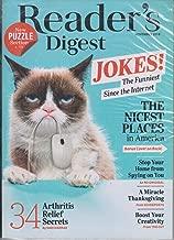 Reader's Digest (Regular Print) November 2018 Jokes! The Funniest Since the Internet
