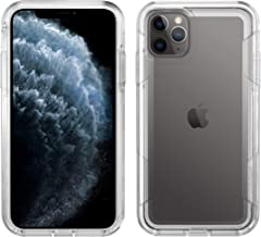 Pelican iPhone 11 Pro Max Case, Voyager Series – Military Grade Drop Tested – TPU, Polycarbonate Protective Case for Apple iPhone 11 Pro Max (Clear)