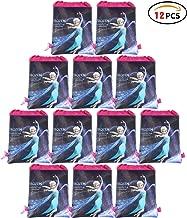 Qemsele Bolsa Mochilas Bolsas de cumpleaños 12Pcs Bolsas de Fiesta cordón Dibujos Animados Mochila Bolsas para cumpleaños niños y Adultos la Fiesta favorece la Bolsa, Rellenos Bolsas Fiesta
