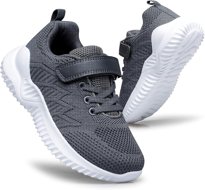 RIBONGZ unisex price Toddler Boys Girls Tennis Sneakers Slip Machi Shoes On