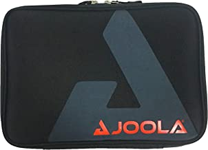 JOOLA Vision Focus Ping Pong Paddle Case w/Storage Compartment for Single Paddle - Table Tennis Case Racket Cover Helps Pr...
