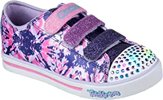 Skechers Kids' Sparkle Glitz-Pop Party Sneaker