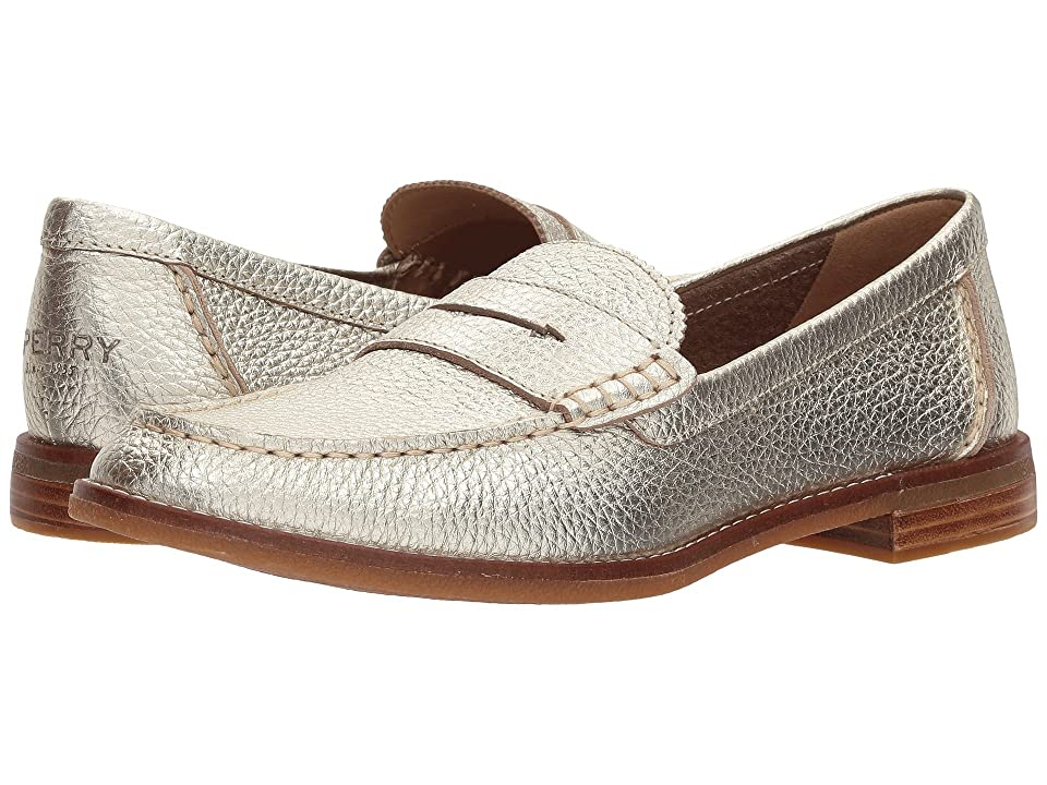 Sperry Seaport Penny (Platinum) Women