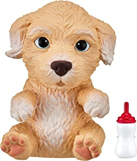 OMG Pets Soft Squishy Puppy That Comes to Life - Interactive Soft Puppy - Poodles