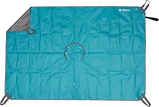 GARDENA city gardening Planting Mat L: Working mat for planting work/repotting, water-repellent textile fabric, 120 x 180 ...