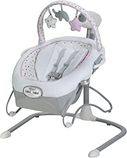 Graco Duet Sway LX Swing with Portable Bouncer, Camila