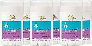 EARTH SCIENCE - Aluminum-Free Natural Lavender and Tea Tree Deodorant (6pk, 2.45 oz.)