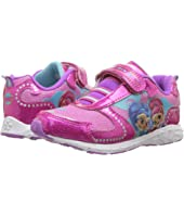 Josmo Kids Shimmer & Shine Lighted Sneaker (Toddler/Little Kid)