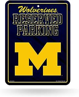RICO NCAA Segnale di parcheggio in Metallo ad Alta risoluzione