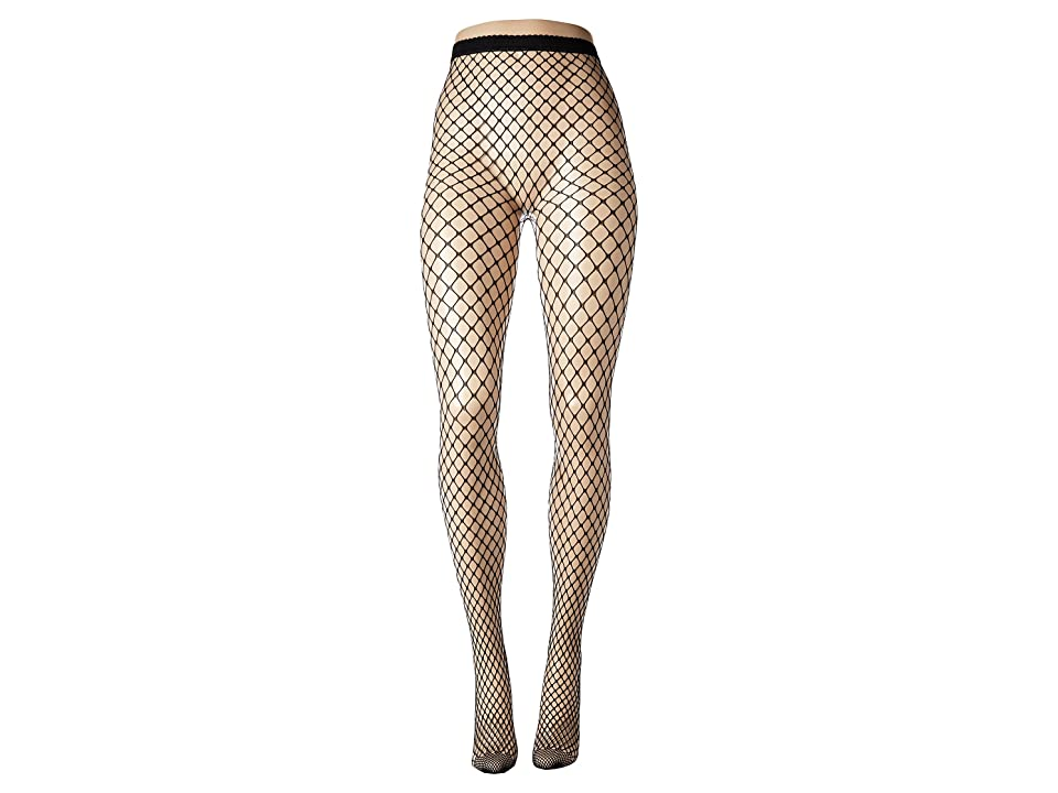 Wolford Tina Summer Net Tights (Black) Hose