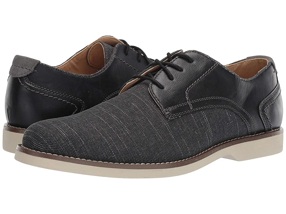 Dockers Hayes (Black Textile/Tumbled) Men