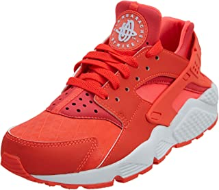 Womens Air Huarache Run 634835 608 Bright Crimson (6.5)