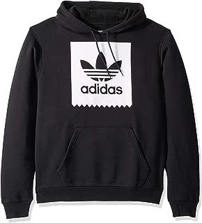 Men's Skate Solid Blackbird Hooded Sweatshirt