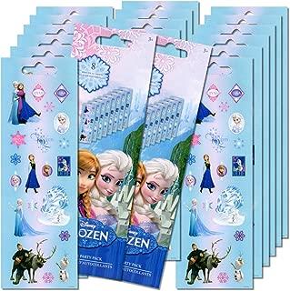Disney Frozen Stickers Party Favors 16 Sheets