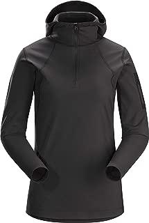Rho LT Hooded Zip Neck Women's