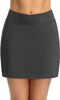 Women's Actvie Skort Sport Skirt for Running Tennis Golf Workout Casual Skirts for Women