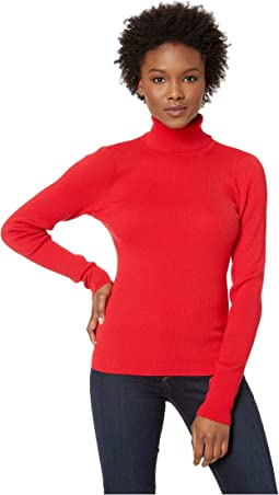 Petite Turtleneck Sweater