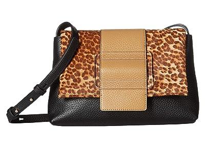Vince Camuto Gwyn Crossbody (Natural Leopard) Cross Body Handbags