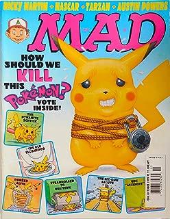 Mad Magazine Issue # 386 October 1999