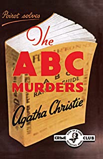 The ABC Murders (Poirot) By Agatha Christie Hardcover  Limited Facsimile Edition