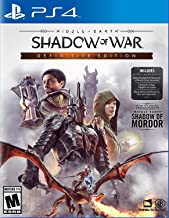 lord of the rings ps4 shadow of war