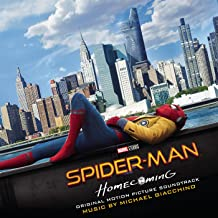 spider man movie soundtrack