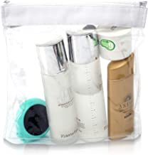 ECO Customize Waterproof Beauty Ladies Private Label Makeup Clear PVC Cosmetic Bag