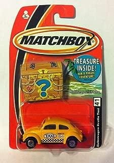 2004 Matchbox #41 VW Beetle Taxi