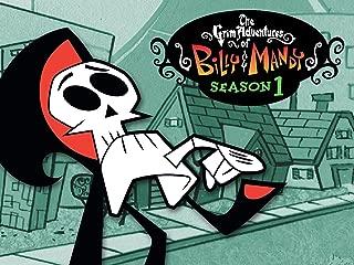 The Grim Adventures of Billy & Mandy Season 1