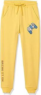 Amazon Brand - Jam & Honey Boys Joggers Relaxed Work Utility Pants