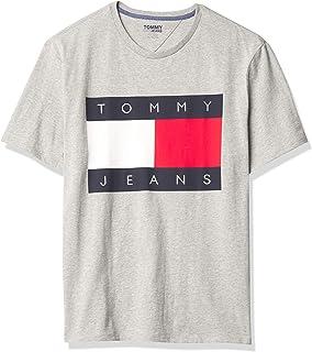 Men's Tommy Jeans Short Sleeve Logo T Shirt