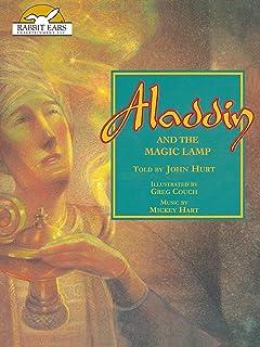 Aladdin and the Magic Lamp, Told by John Hurt