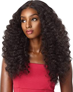 sensationnel empress lace wig lace front edge