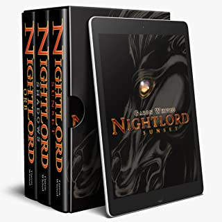 Nightlord Boxed Set: Books 1, 2, and 3: Sunset, Shadows, and Orb