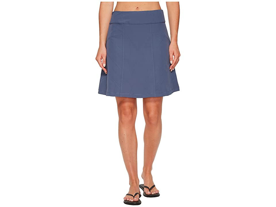 Aventura Clothing Vita Skirt (Vintage Indigo) Women