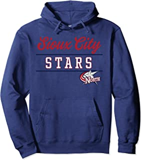 Sioux City North High School Stars Pullover Hoodie