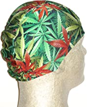 product image for Extra Large Unisex Cannabis Print Lycra Swim Cap (XL)