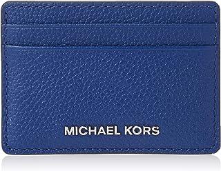 MICHAEL KORS Womens Card Holder, Sapphire - 34H9SJ6D1L