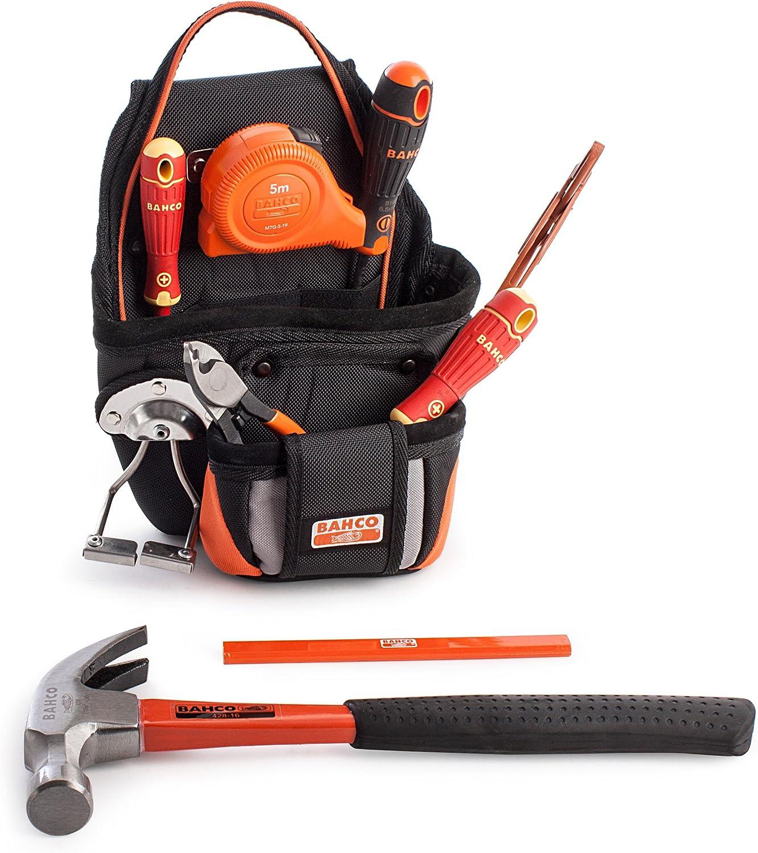Bahco 4750-up-1ts3 Allgemeine Zwecke Tool Kit, mehrfarbig, von 8 Stück B0763NCRTF | Perfekt In Verarbeitung