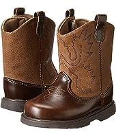 Baby Deer Western Boot (Infant/Toddler/Little Kid)