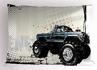 Best monster truck pillow case Reviews