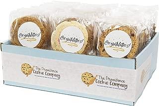 The Providence Cookie Company CONGRATULTIONS! GOURMET COOKIE GIFT choose 1, 2, 3 or 4 Dozen (1 Dozen)