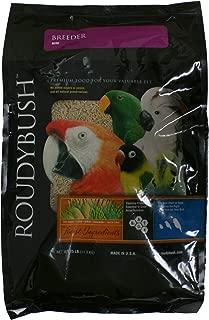 RoudyBush Breeder Bird Food, Mini, 25-Pound