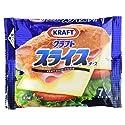 [冷蔵] クラフト スライスチーズ 7枚入 126g