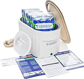 Therabath Professional Thermotherapy Paraffin Bath - Arthritis Treatment Relieves Muscle Stiffness - For Hands, Feet