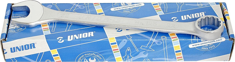 Unior 125 1CB Ringgabelschlüssel-Set, Kurze Ausführung im Karton Karton Karton 10-30 12 B00BODRE9M | eine breite Palette von Produkten  078a61
