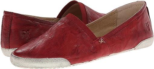 Burnt Red Antique Soft Vintage